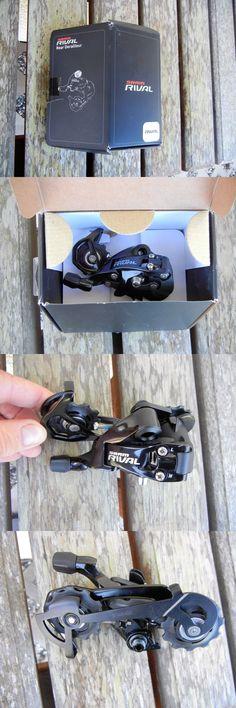 Derailleurs Rear 177813: Sram Rival Wifli Road Bike Rear Derailleur Medium Cage 10-Speed Fits Red Force -> BUY IT NOW ONLY: $65 on eBay!