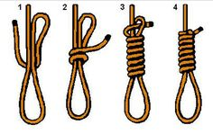 how to tie a noose in 4 simple steps ...