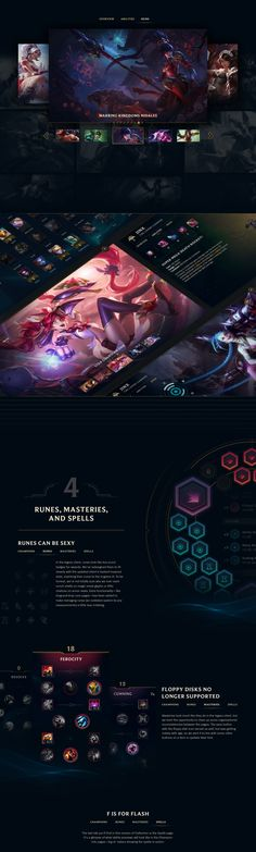 League Client Update: Welcome Home on Behance