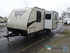 New 2016 Winnebago Industries Towables Minnie 2455 BHS Travel Trailer at Moore's RV Inc. | N Ridgeville, OH | #6044