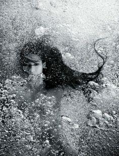 ♒ Mermaids Among Us ♒ art photography & paintings of sea sirens & water maidens -