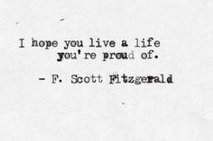 he always has the best quotes!