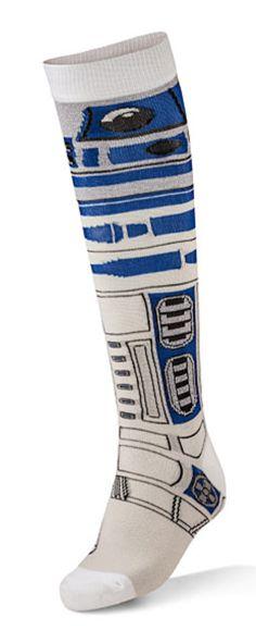 R2D2 socks!!!