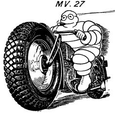 Find the perfect MICHELIN® tires for your vehicle from our wide range of tires for your car, motorbike, SUV & van! Michelin Man, Michelin Tires, Bike Poster, Motorcycle Posters, Mg Cars, Garage Art, Old Bikes, Racing Motorcycles, Ad Art
