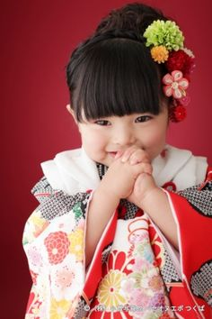 Little Japanese girl. Precious Children, Beautiful Children, Beautiful Babies, Beautiful People, Cute Asian Babies, Cute Babies, Asian Kids, Japanese Kids, Japan Photo