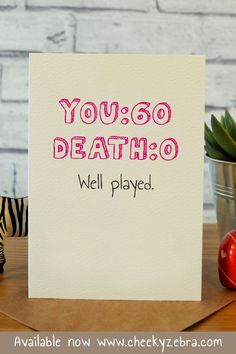 Put a smile on their face with this funny card that would be perfect for your mum, sister, friend or wife. Funny 60th birthday card available now from www.cheekyzebra.com 21st Birthday Wishes, 18th Birthday Cards, Cool Birthday Cards, Homemade Birthday Cards, Birthday Cards For Friends, Bday Cards, Funny Birthday Gifts, Birthday Greetings, Diy Birthday