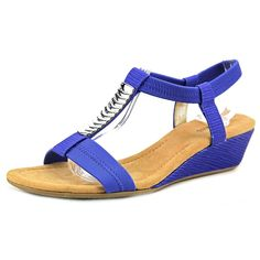 Alfani Womens VACAY Open Toe Casual Ankle Strap *** For more information, visit image link.