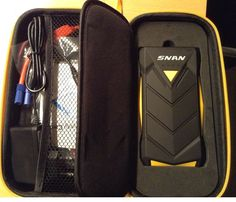 SNAN - Auto Starthilfe Batterie Ladegerät 12000mAh
