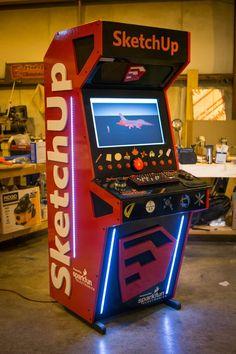 1666 Best Arcade cabinet images in 2019 | Arcade, Arcade