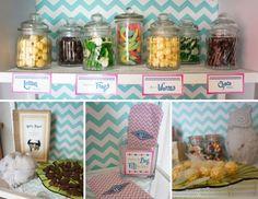 Honeydukes Candy Stand - DolledUpDesign