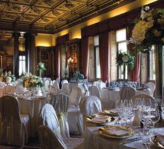 wedding-reception-at-highclere-castle