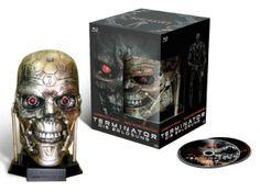 Terminator - Die Erlösung Limited T-600 Skull Edition exklusiv bei Amazon Blu-ray
