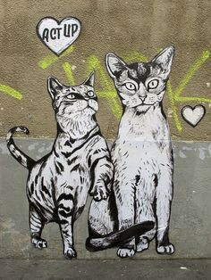 Street art by Surianii, Paris