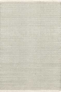 #DashAndAlbert Herringbone Ocean Woven Cotton Rug. You asked, and we listened! Another terrific Dash  Albert lightweight woven cotton area rug, this time in a classic herringbone pattern.