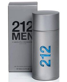 212 for Men Eau de Toilette Spray, 3.4 oz