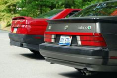 Alfa Romeo 164 and 75 #alfa #alfaromeo #italiandesign
