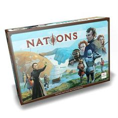 Nations from Asmodee/Lautapelit