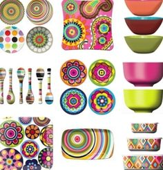 French Bull melamine Collection+Eclectic
