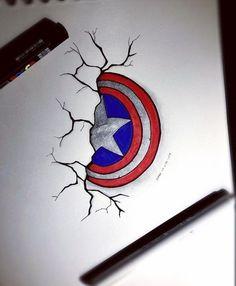 Avengers Drawings, Avengers Art, Art Drawings Sketches Simple, Cute Drawings, Marvel Paintings, Doodle Art Drawing, Marvel Fan Art, Disney Drawings, Disney Art