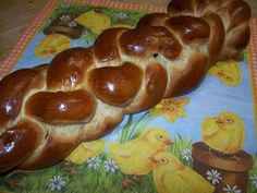 Hungarian Easter Twisted Bread/ Fonott Kalacs Recipe at MyDish