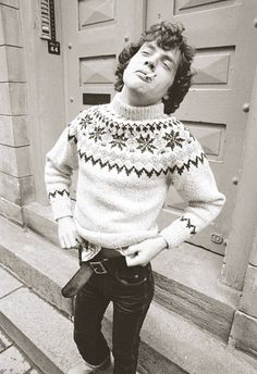 AC/DCs Angus YoungIm guessing this photo must have been taken at Xmas  © Jorgen Angel