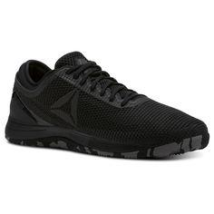 4c111a5df Men s CrossFit Nano 8 Flexweave Black Size 12 Black Reebok