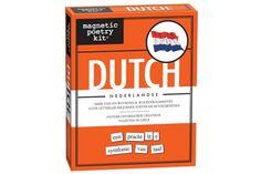 Magnetic Poetry - Original Kit (Nederlands)