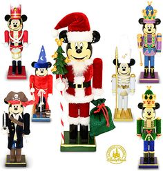Nutcrackers iwant them all!