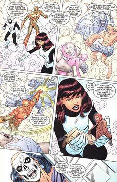 Doom Patrol, John Byrne, Comics, Drawings, Comic Art, Superhero, Art, Sketches, Cartoons