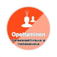 Kansalaisaktiivisuus ja mediakasvatus Badges, Passport, Persona, Badge
