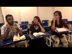 Fechamento da disciplina: Cinema e Psicanálise - Unb
