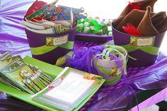 Tinkerbell & Fairies Birthday Party Ideas | Photo 1 of 42