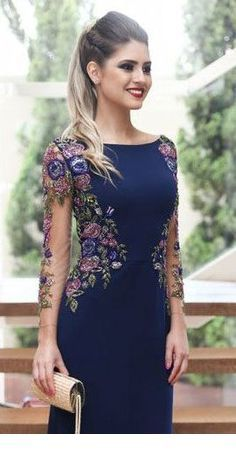 Ideas For Embroidery Dress Girl Ideas Elegant Dresses, Pretty Dresses, Beautiful Dresses, Dress Skirt, Lace Dress, Dress Up, White Dress, Girls Dresses, Prom Dresses