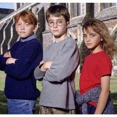 """31 vezes que o elenco de """"Harry Potter"""" criou novas metas de amizade para você"""