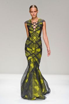 Spring 2013 Runway Gowns - Bibhu Mohapatra | Keep the Glamour | BeStayBeautiful