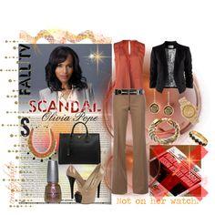 Scandal: Olivia Pope