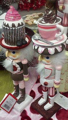 Candyland nutcrackers...they are wonderful!