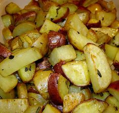 Old Fashioned Rosemary Roasted Potatoes
