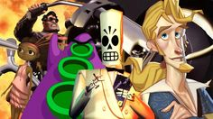 Double Fine Productions founder and LucasArts design legend Tim Schafer sits down for a one-hour chat about everything ranging from his canceled game...