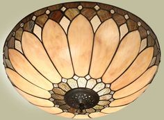Plafoniere Stile Tiffany : Fantastiche immagini su plafoniere tiffany ceiling