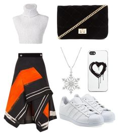 """Untitled #53"" by niaaofficial on Polyvore featuring Baja East, Peter Pilotto, adidas Originals, Forever 21 and Zero Gravity"