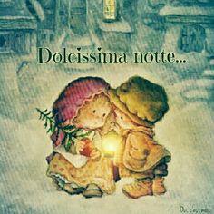 Buonanotte #buonanotte # natale ♡ Graziella ~ Oui, c'est moi...