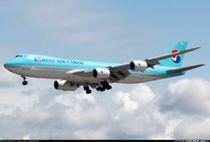 Boeing 747-8B5F/SCD aircraft picture