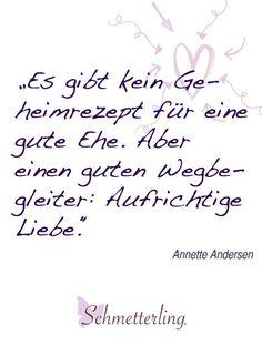 Trauspruch für die Hochzeit / schöne Zitate zum Thema Liebe ♥ www.schmetterling-brautkleid.de