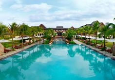 Beach Resorts, Hotels And Resorts, Visayas, Plunge Pool, Philippines Travel, Cebu, Resort Spa, Asia Travel, Island
