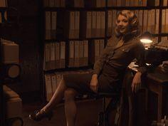 Captain America: The First Avenger (2011) Natalie Dormer as Lorraine