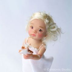 Celandine Studio: Dolls