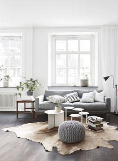 Déco scandinave: 5 éléments essentiels pour créer un salon…