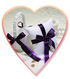 """Romantic Soft Satin Wedding Ring Pillow + Wedding Satin Flower Basket  Ofertas:  - Disfruta de hasta un 60% de descuento en la venta de relojes de pulsera. Oferta válida hasta el 20 de junio 2016.   - Aprovecha la promoción Eurocup y llévate al mejor precio un Smartphone K6000 Pro & K4000. Oferta válida hasta el 16 de junio 2016.   Códigos Descuento:  Código: HT17-4EU Condiciones: € 4 descuento para HOMTOM HT17 4G Android 6.0 OS melcocha Quad Core MTK6737 5.5 """"teléfono inteligente"""". Cup"""