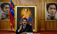 Venezuelan president Nicolás Maduro accused of being 'as mad as a goat'